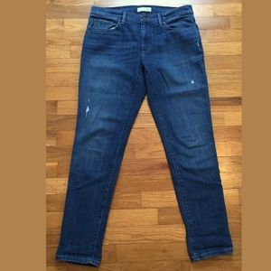 Ann Taylor LOFT Relaxed Skinny Jeans 28 / 6